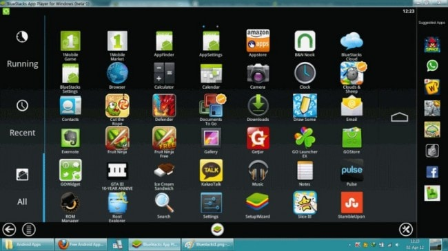 android apps support for pc software free download