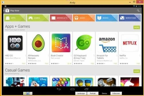 free download android software for pc