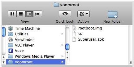 root motorola xoom