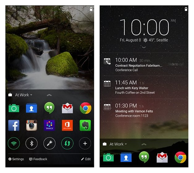 application écran de verrouillage android: Next News Lock Screen