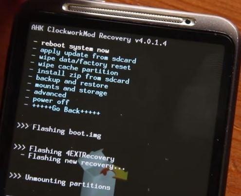 Vuelve a reservar a Rooteo HTC Desire HD