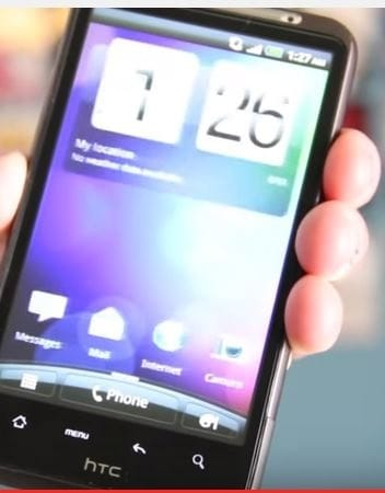 Rooteo HTC Desire HD Exitosamente