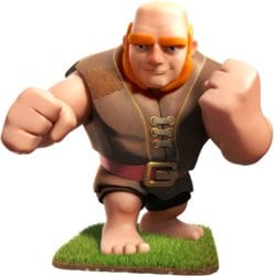 giants in clash of clans