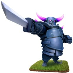 PEKKA in Clash of Clans