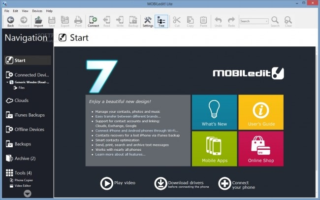 mobiledit pc suite