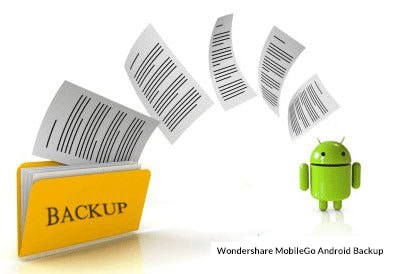 backup android data to your computer