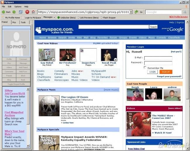 Online Myspace Music Downloader