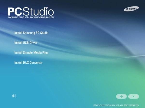 2. Samsung studio pc