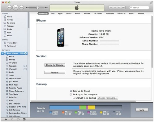How to find the UDID of iOS device
