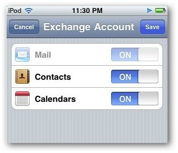 how to use hotmail calendar on iphone