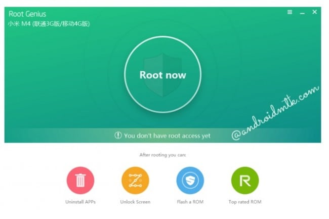 root Huawei P7