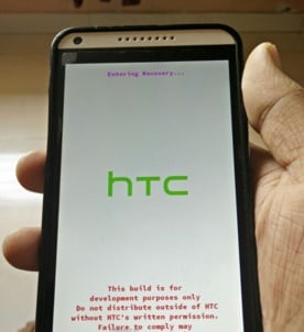 root HTC 816 manaully step 8