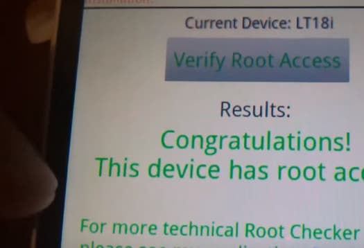 root Sony Xperia S
