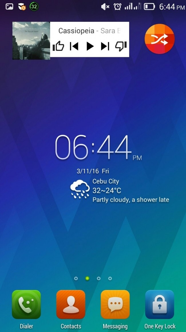 How to set or change Android wallpaper