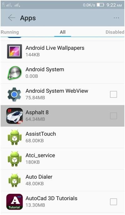 Deshabiliatr bloatware Android sin rooteo.