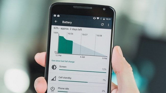 android 6.0 battery saving