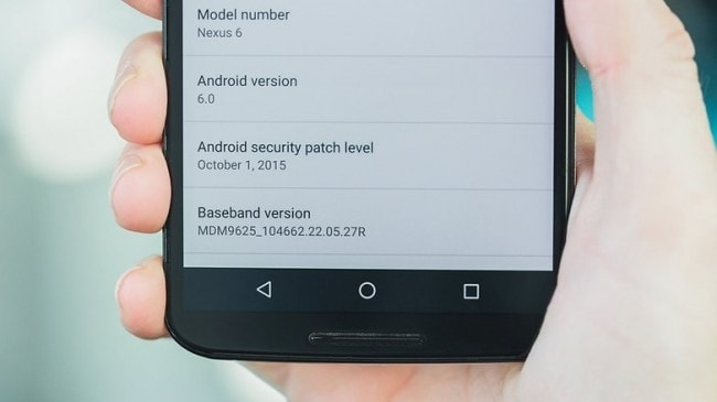 android 6.0 greater security