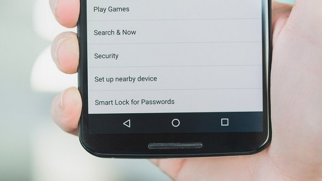 android 6.0 google smart lock