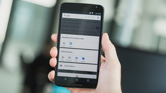 android 6.0 on top