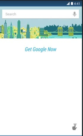 how to create google now cards