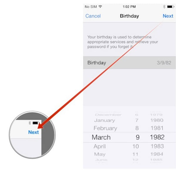 Create new Apple ID and start using it on your iPhone and iPad