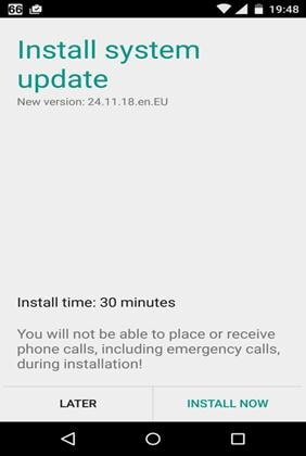 update motorola android 6.0