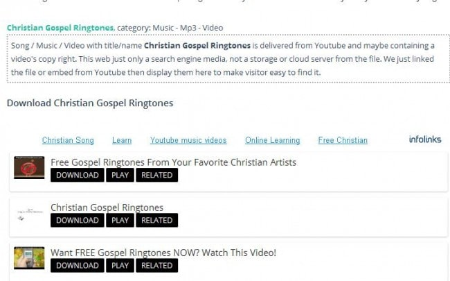 Top 20 Websites and Apps to Download Christian & Gospel