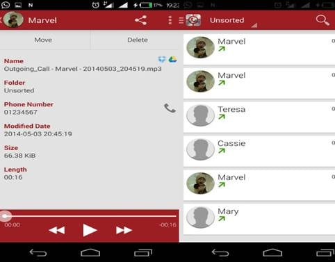 Record Phone Calls on Android-RMC (Record My Calls)