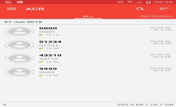 Top 10 Call Recorder for Android-Call Recorder ACR