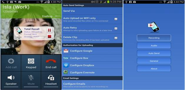 Top 10 Call Recorder for Android