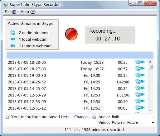Top Call Recording Apps - Supertintin
