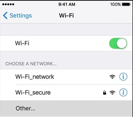 how to fix iphone that won t connect to wifi