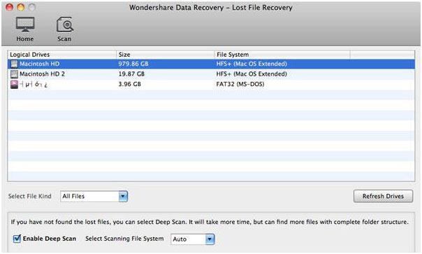 Recovery Mac flash drive