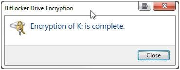 flash drive encryption