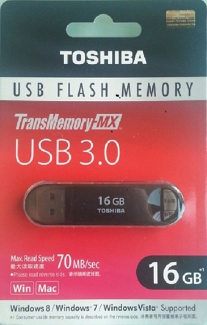 toshiba Terabyte Flash Drive