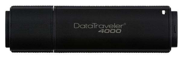 kingston data traveler 4000 secure flash drive