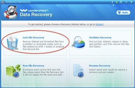 How to recover shift deleted files
