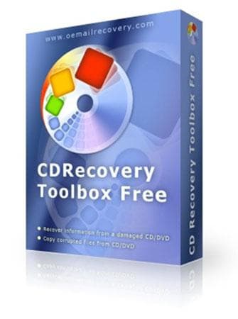 Undelete Tools - CD Recovery Toolbox