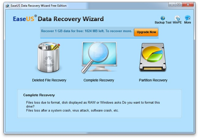 recover lost files from flash drive