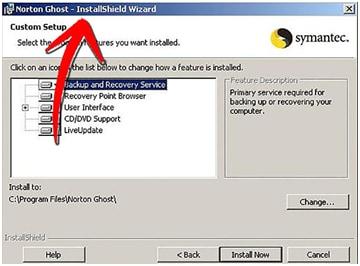 cloner disque dur étape 3
