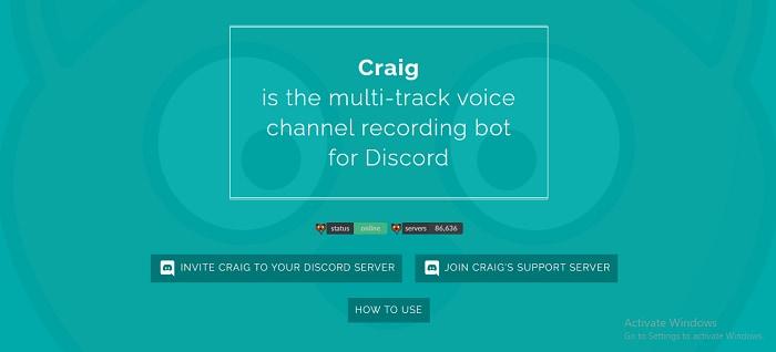 discord-craig
