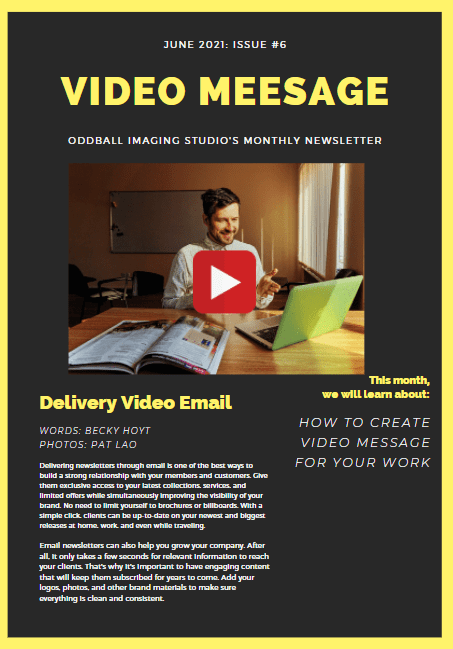 email-video