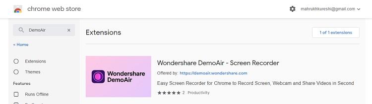 demoair-google-extension
