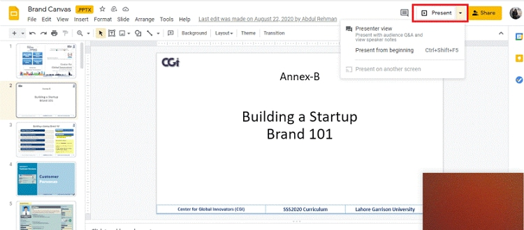 presentation-recording