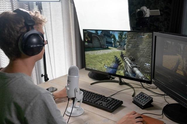 streaming-gameplay