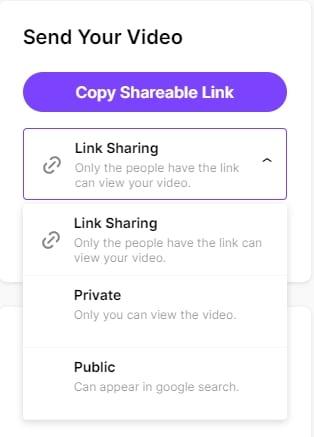 share link