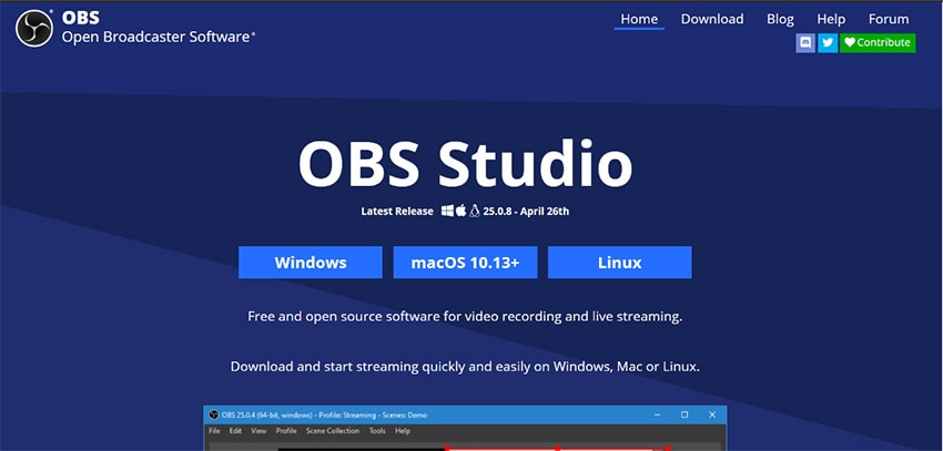 OBS Screen Recorder Review 1