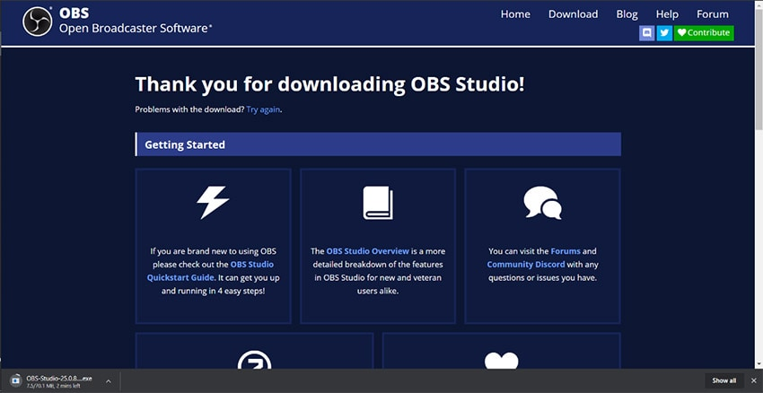 OBS Screen Recorder Review 2
