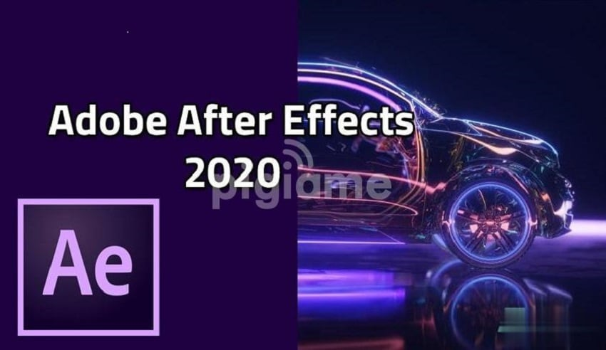 Adobe after effects cut video