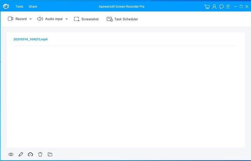 apowersoft task scheduler